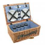 Набор для пикника, корзина на 4 персоны 1426171