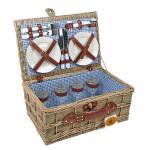 Набор для пикника, корзина на 4 персоны 1426178